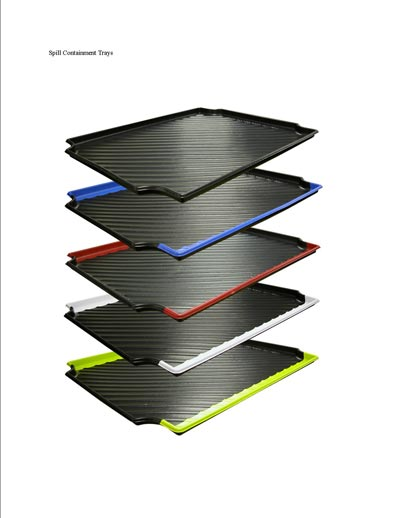 24 Inch Containment Trays