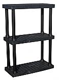 3-Shelf Grid Top