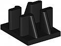 Poly-Clip (Horizontal Interlock)
